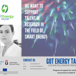 GOT Energy Talent Brochures now available !